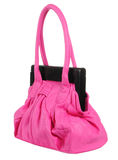Many womans bags Stock Image