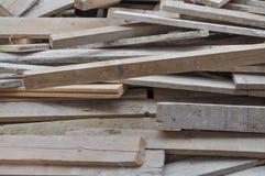Many wood planks Stock Photo