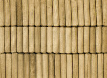 Many wooden dowel pins as background Royalty Free Stock Photos