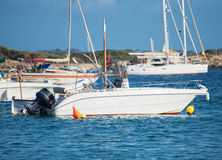 Many yachts. Royalty Free Stock Photography