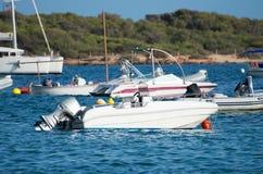 Many yachts. Royalty Free Stock Photo