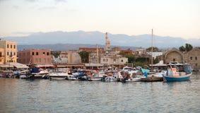 Many yachts and boats. Royalty Free Stock Photo