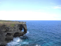 ManzaMou in Okinawa Fotografia Stock