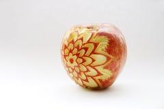 Manzana agradable Fotos de archivo