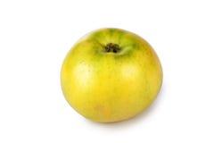 Manzana amarilla Imagenes de archivo