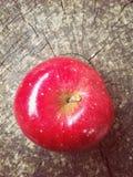 Manzana brillante Foto de archivo libre de regalías