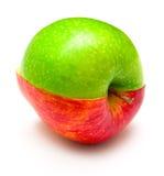 Manzana creativa Fotos de archivo