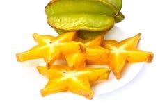 Manzana de estrella Fotos de archivo libres de regalías