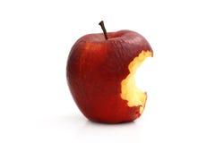 manzana de la satisfacción Fotos de archivo
