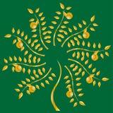 Manzana de oro libre illustration