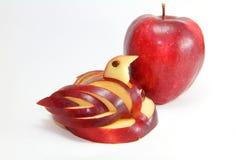 Manzana del cisne Fotos de archivo
