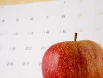 Manzana diaria Foto de archivo libre de regalías