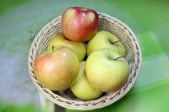 Manzana dulce Foto de archivo libre de regalías