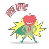 Manzana estupenda stock de ilustración