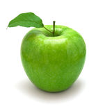 manzana fresca Imagen de archivo