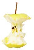 Manzana 'golden delicious' mordida Fotos de archivo libres de regalías