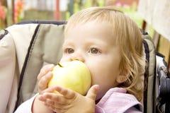 Manzana grande Fotos de archivo libres de regalías