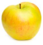 Manzana madura amarilla imagen de archivo libre de regalías