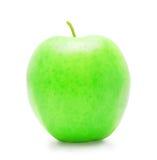 Manzana madura verde fresca Foto de archivo