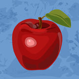 Manzana roja libre illustration