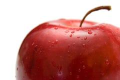 Manzana roja Imagen de archivo libre de regalías