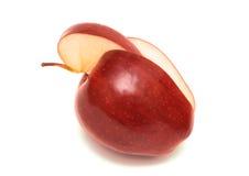 Manzana roja Fotografía de archivo