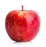 Manzana roja grande Imágenes de archivo libres de regalías