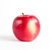 Manzana roja madura Imagen de archivo libre de regalías