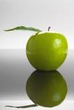 Manzana sólida Foto de archivo libre de regalías