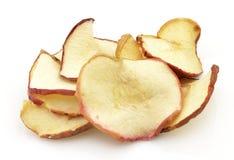 Manzana secada fotografía de archivo libre de regalías