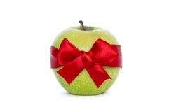 Manzana superior Imágenes de archivo libres de regalías