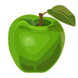 Manzana verde libre illustration
