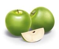 Manzana verde libre illustration