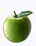 Manzana verde Imágenes de archivo libres de regalías