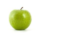 Manzana verde grande Fotografía de archivo libre de regalías