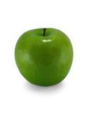 Manzana verde madura Imagenes de archivo