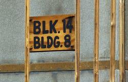 Manzanar Detail Royalty Free Stock Photo