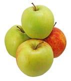 Manzanas. Imágenes de archivo libres de regalías