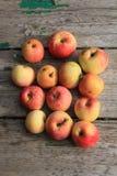 manzanas Imagen de archivo