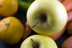 Manzanas imagenes de archivo