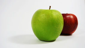 manzanas Fotografía de archivo libre de regalías