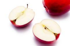 Manzanas apetitosas Fotografía de archivo