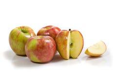 Manzanas de la gala fotos de archivo libres de regalías