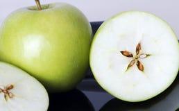 Manzanas del forjador de abuelita fotografía de archivo libre de regalías