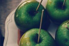 Manzanas deliciosas Imagen de archivo