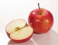 Manzanas deliciosas Imagen de archivo libre de regalías