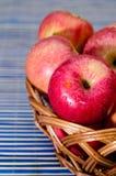 Manzanas frescas Fotografía de archivo libre de regalías
