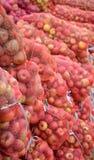 Manzanas industriales Imagenes de archivo