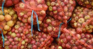 Manzanas industriales Imagen de archivo