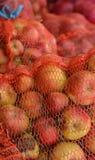 Manzanas industriales Foto de archivo